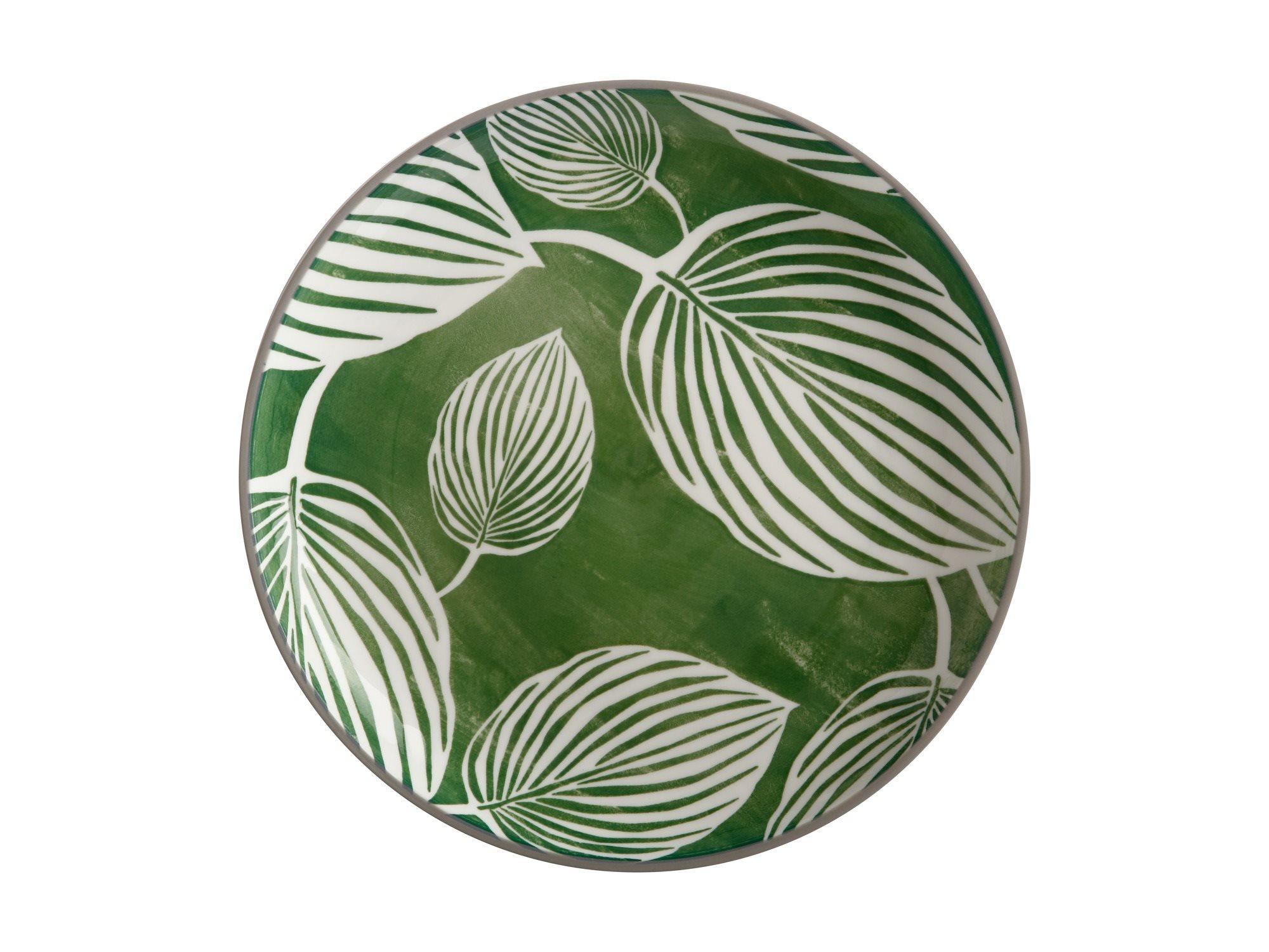 Maxwell & Williams Πιάτο Φαγητού Πράσινο Panama 26,5cm