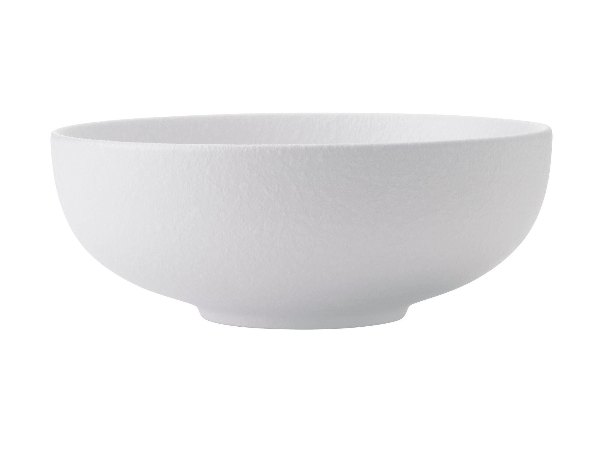 Maxwell & Williams Μπολ Coupe Λευκό Caviar 19cm