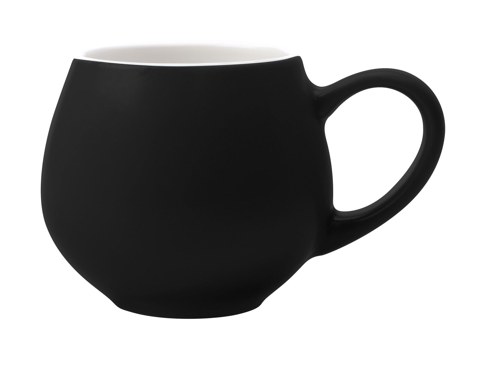 Maxwell & Williams Κούπα Mini Snug Μαύρη Tint 120ml