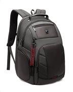 Arctic Hunter τσάντα πλάτης B-00341-GY με θήκη laptop γκρι
