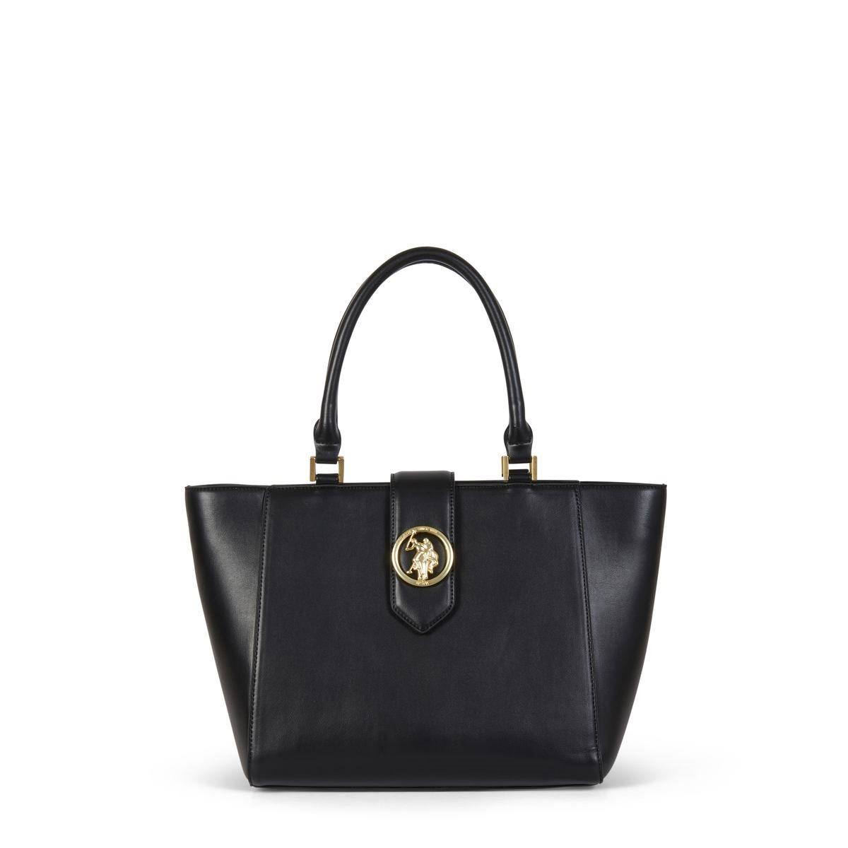 US Polo Assn. Τσάντα χειρός 29x15x25cm Vancouver Black