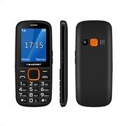 Blaupunkt BS04 Κινητό Τηλέφωνο Απλής Χρήσης Με Κουμπί SOS - Πορτοκαλί