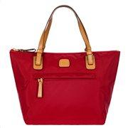 Bric s Τσάντα ώμου Shopping 25x22x17cm 3in1 x-bag Chianti