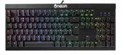 Nacon Ενσύρματο Gaming Πληκτρολόγιο PC PCCL-700OMFR Black