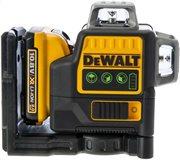 DEWALT 10,8V Laser γραμμής 360 μοιρών πράσινη δέσμη