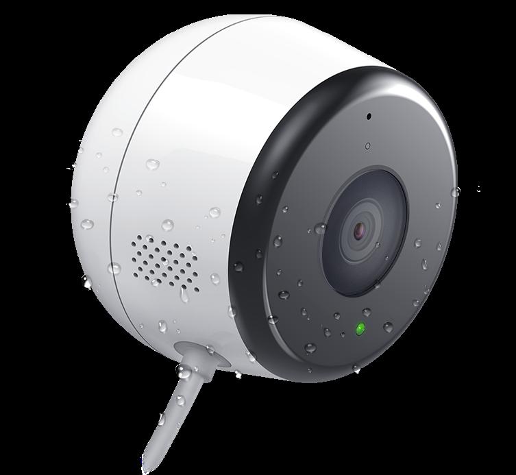 D-LINK DCS-8600 Full HD Outdoor Wi-Fi Camera