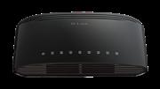 D-Link Ethernet Switch 8-θυρών 10/100Mbps