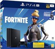 PS4 CONSOLE 1TB PRO & FORTNITE (VCH 2019)