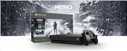 Microsoft console Xbox One X Metro Exodus
