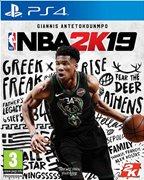 PS4 NBA 2K19 STANDARD EDITION