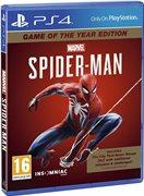 PS4 MARVELS SPIDERMAN GOTY
