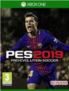 Konami Pro Evolution Soccer 2019 Xbox One Game