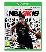 XB1 NBA 2K19 STANDARD EDITION