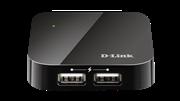 D-Link Hub USB 2.0 4 θυρών