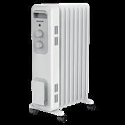 Sencor Ηλεκτρικό Καλοριφέρ Λαδιού Λευκό 7 φέτες SOH 3207WH