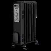 Sencor Ηλεκτρικό Καλοριφέρ Λαδιού Μαύρο 7 φέτες SOH 3307BK