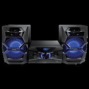 Sencor ΜΙκροσύστημα Πάρτυ SMC 8000B