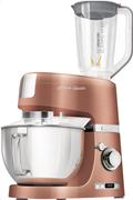 Sencor Κουζινομηχανή με Μπλέντερ 1000W με Ανοξείδωτο Κάδο 4.5lt STM 7876GD 8 Ταχύτητες και 7 Εξαρτήματα