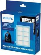 Philips Ανταλλακτικό Σετ Φίλτρων x3 Powerpro Active FC8010/02