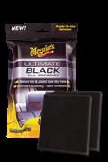 Meguiar's Ultimate Black Trim Sponges  G15800