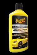 Meguiar's Σαμπουάν Αυτοκινήτου Με Κερί Ultimate Wash & Wax G17716 EU 473 ml