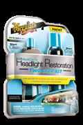 Meguiar's Perfect Clarity Headlight Restoration Two Step Kit  G2000