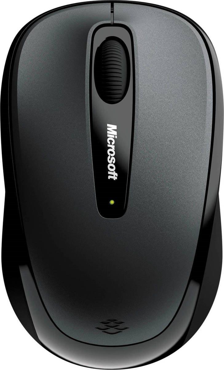 Micosoft Ασύρματο Ποντίκι 3500 Γκρι