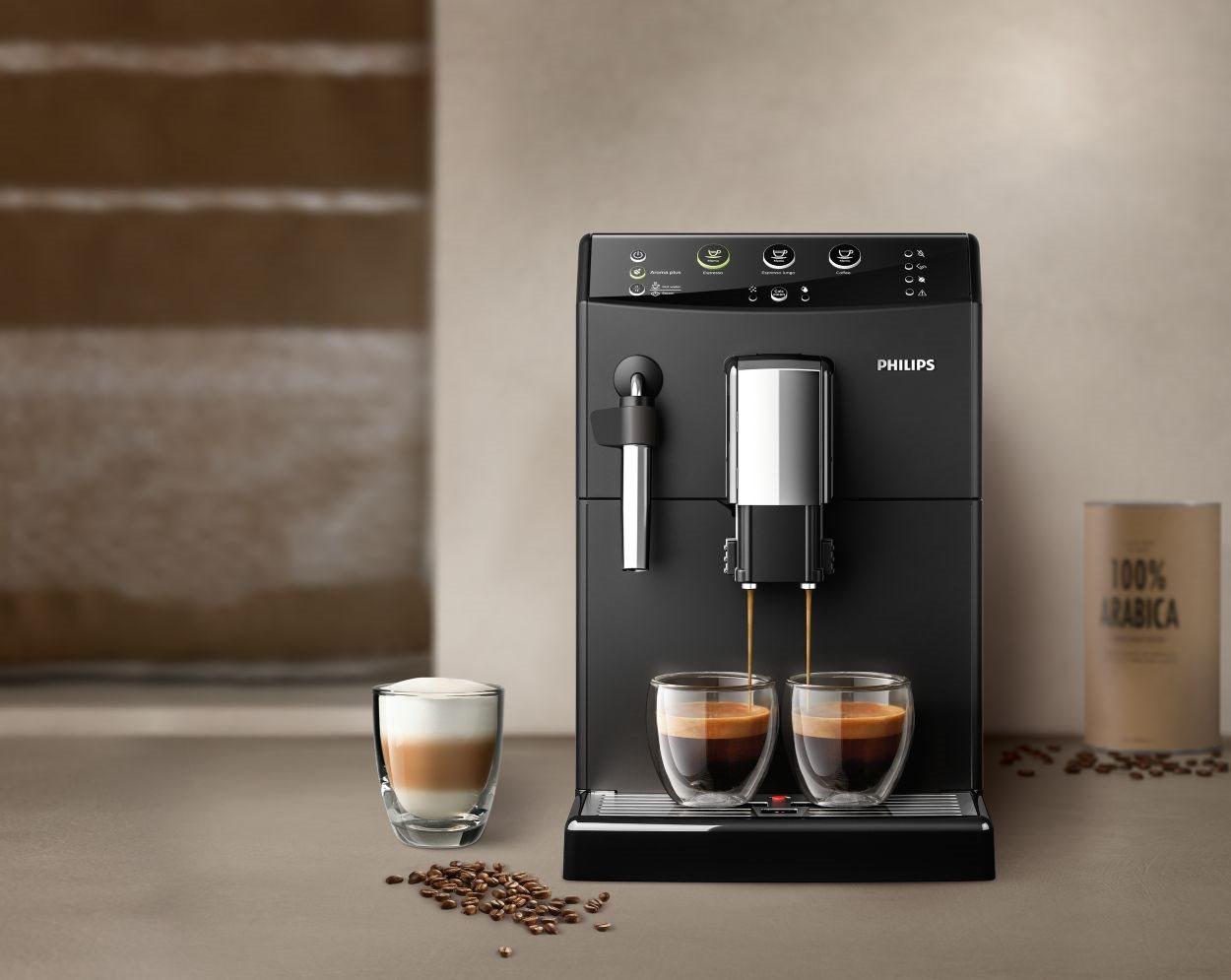 Philips αυτόματη μηχανή espresso HD8827/01