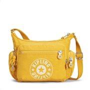 Kipling Τσάντα Ώμου Gabbie S Lively Yellow