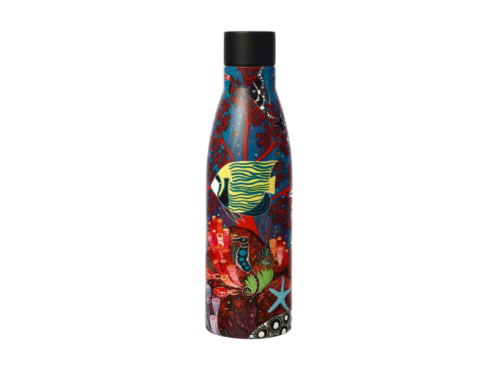 Maxwell & Williams Ανοξείδωτο Θερμομονωτικό Μπουκάλι Melanie Hava Jugaig-Bana-Wabu Reef Wonderland 0.50lt