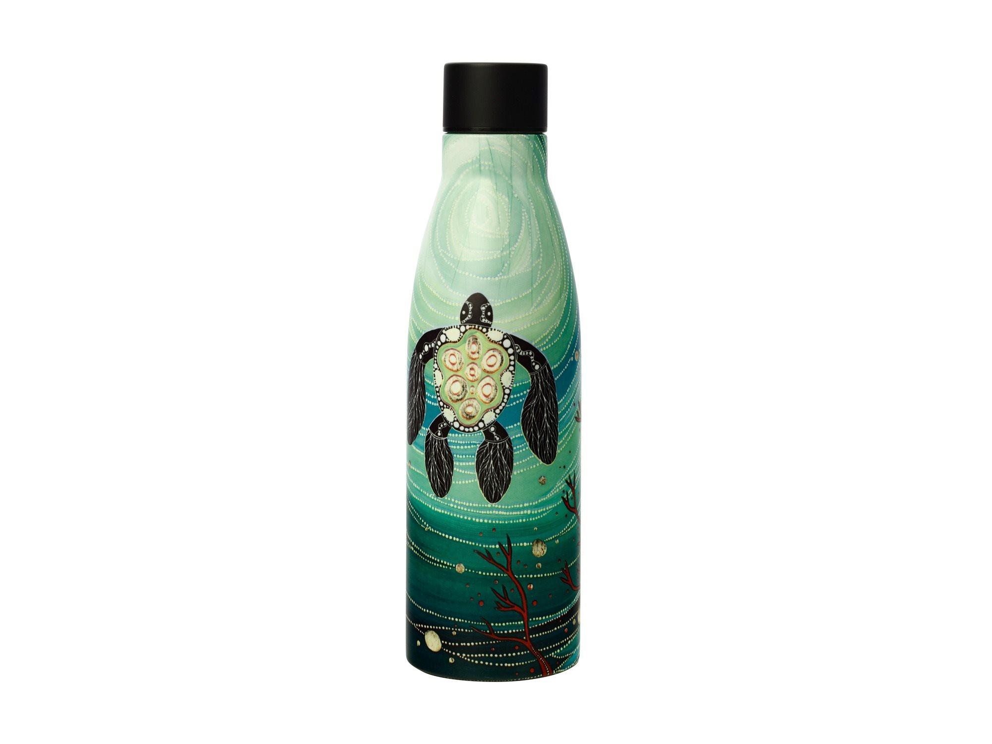 Maxwell & Williams Ανοξείδωτο Θερμομονωτικό Μπουκάλι Melanie Hava Jugaig-Bana-Wabu Reef Turtles 0.50lt