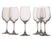 Maxwell & Williams Ποτήρια Λευκού Κρασιού Mansion 240ml - Σετ 6τεμ