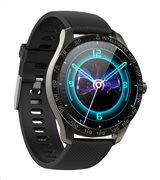 "HIFUTURE Smartwatch SAVVY KW35 1.3"" IP68 heart rate monitor μαύρο"