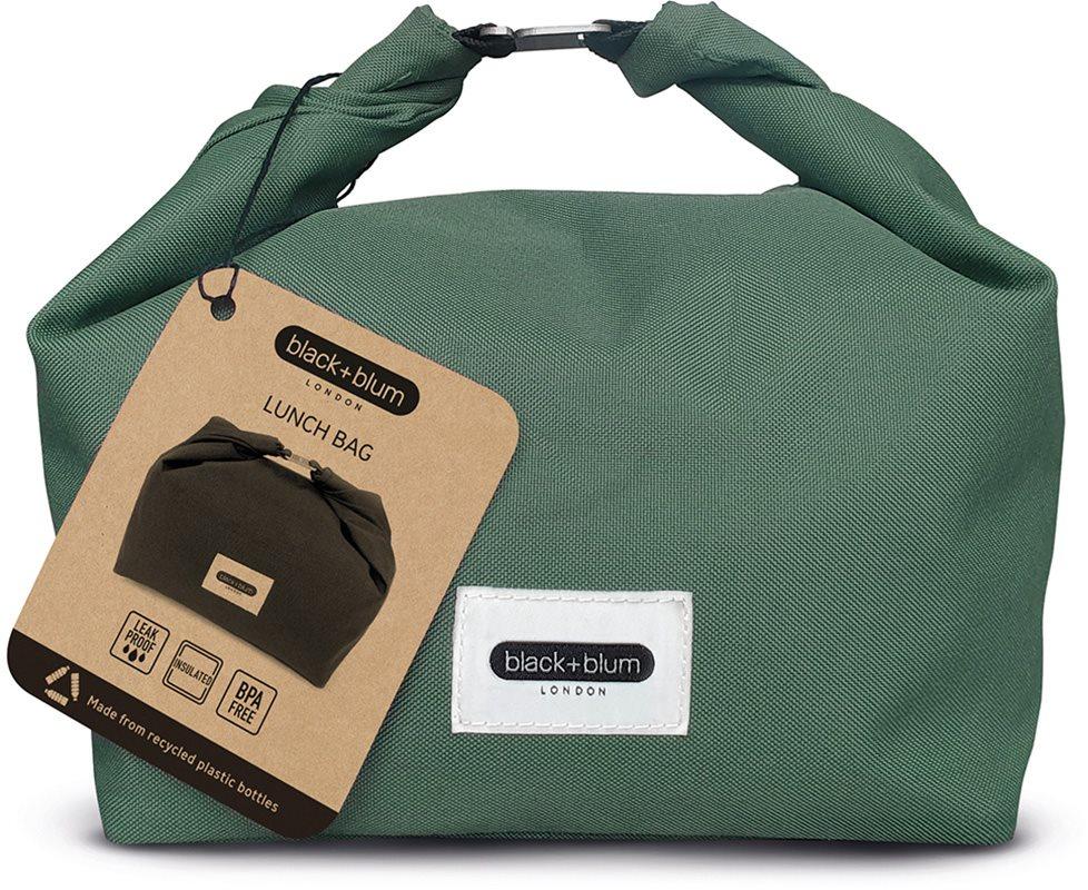 Black & Blum Τσάντα Θερμομονωτική Πράσινη 6,7lt - 20Χ15Χ31cm