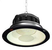 LIPER LED προβολέας LPHB-200D01 200W 19000lmn 6500K IP65 Φ34 μαύρος