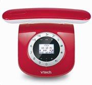 Ασύρματο τηλέφωνο Vtech LS1750 τεχνολογίας DECT/GAP Κόκκινο