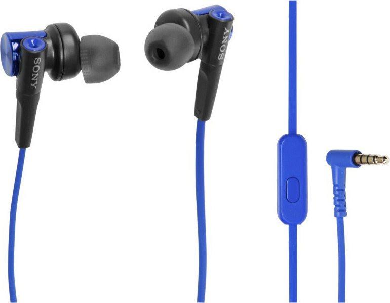 Sony In-ear Handsfree MDR-XB50AP Blue