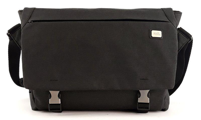 "MARK RYDEN τσάντα ώμου MR5900D με θήκη laptop 14"" 10L μαύρη"