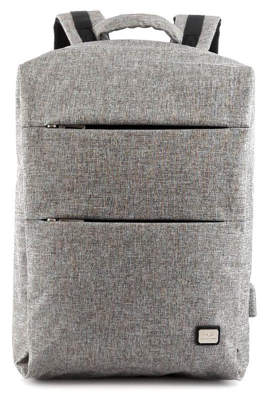 "MARK RYDEN τσάντα πλάτης MR5911 με θήκη laptop 15.6"" 22L γκρι"