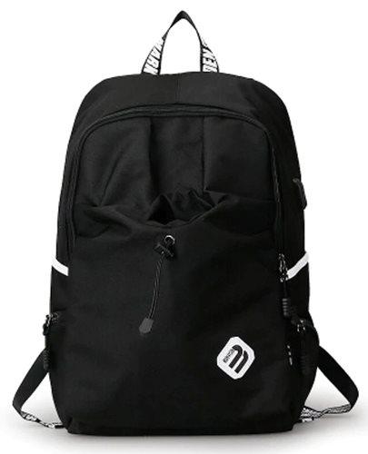 "MARK RYDEN τσάντα πλάτης MR6008 με θήκη laptop 15.6"" 23L μαύρη"