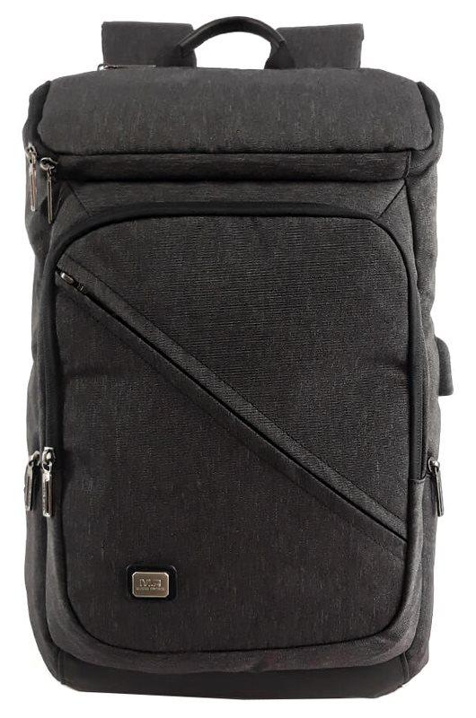 "MARK RYDEN τσάντα πλάτης MR6545 με θήκη laptop 15.6"" μαύρη"