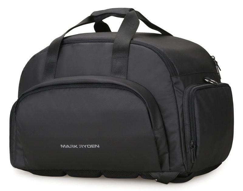 "MARK RYDEN σάκος ταξιδίου MR7091 με θήκη laptop 17"" 31L μαύρος"