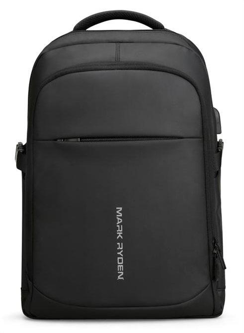 "MARK RYDEN τσάντα πλάτης MR9191DY-SJ00 με θήκη laptop 15.6"" μαύρη"