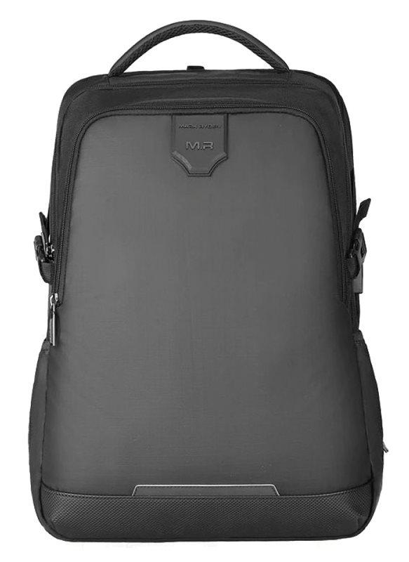 "MARK RYDEN τσάντα πλάτης MR9552 με θήκη laptop 15.6"" 18L μαύρη"