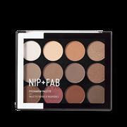 Nip + Fab Eyeshadow Palette Sculpted