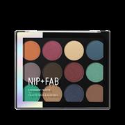 Nip + Fab Eye Shadow Palette Jewel 03 12g