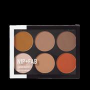 Nip + Fab Contour Palette Dark 03