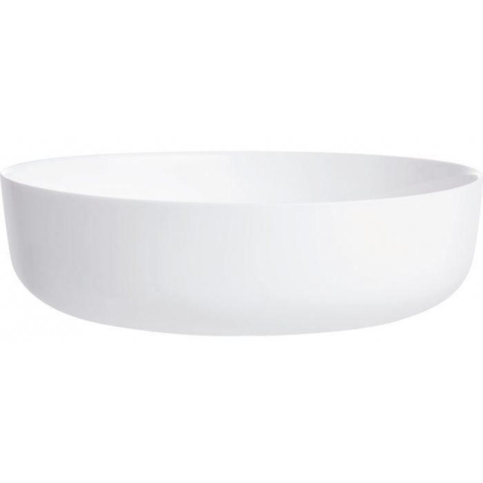 LUMINARC Πυρίμαχο Σκεύος Πορσελάνης 30εκ., 4Lt. Λευκό Diwali - N2946