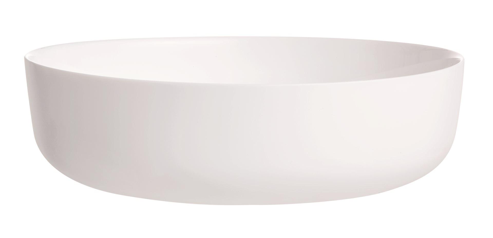 LUMINARC Πυρίμαχο Σκεύος Πορσελάνης 26εκ., 2Lt. Λευκό Diwali - N6416