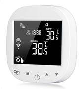 POWERTECH Έξυπνος θερμοστάτης καλοριφέρ PT-786 WiFi touch screen